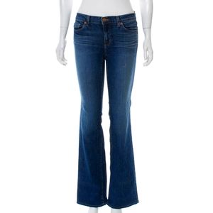 J.BRAND Mid-Rise Flared Jeans